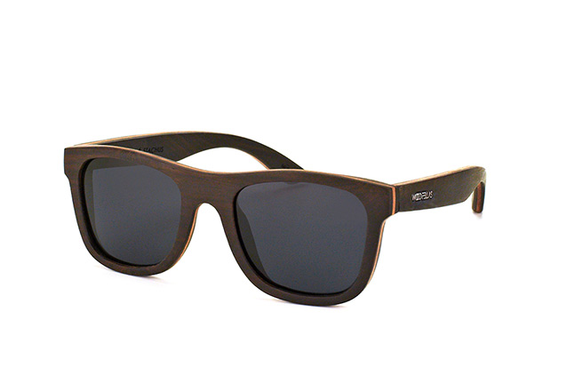 Wood Fellas Stachus 10710 ebony grey 350 Perspektivenansicht