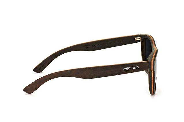 WOOD FELLAS Stachus 10710 ebony grey 350 vista en perspectiva