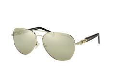 Michael Kors Fiji MK 1003 10016G, Aviator Sonnenbrillen, Silber