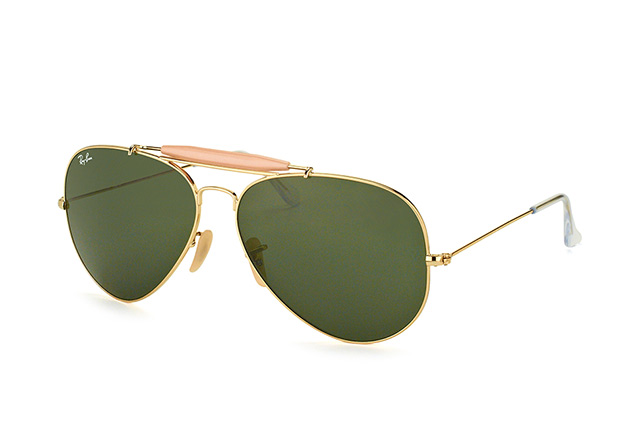 Ray-Ban Outdoorsman II RB 3029 L2112 vista en perspectiva
