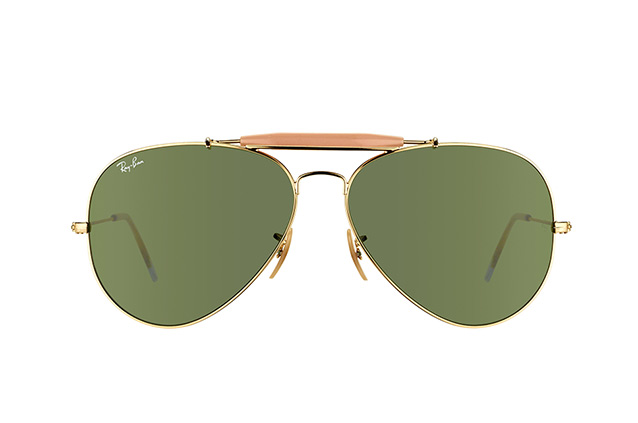 Ray-Ban Outdoorsman II RB 3029 L2112 Perspektivenansicht