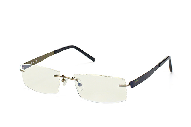 Mister Spex Collection Boli 012 vue en perpective