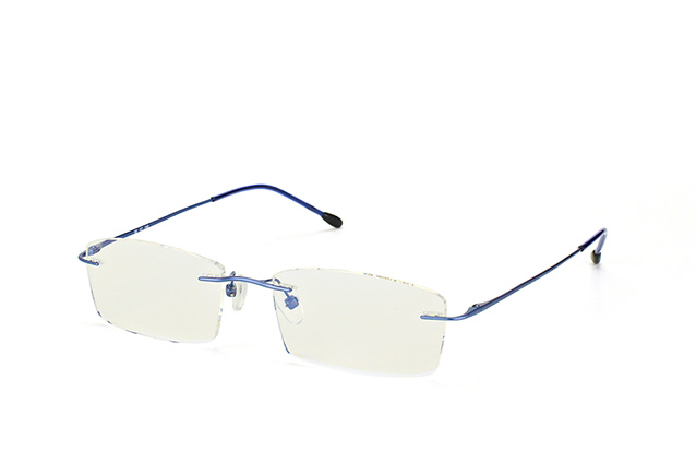 Mister Spex Collection Hermi 003 vue en perpective