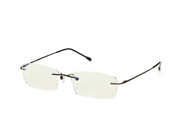 Mister Spex Collection Hermi 001 vue en perpective