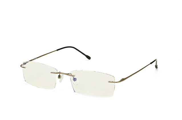 Mister Spex Collection Hermi 002 vue en perpective