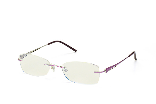 Mister Spex Collection Mistry 022 vista en perspectiva