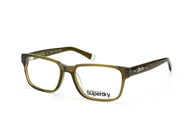 Superdry Patton 170 vue en perpective