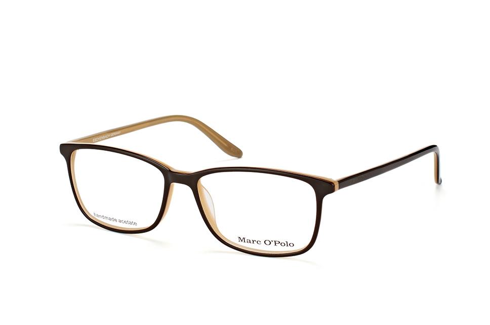 Sonnenbrille weiße Kunststoff Rahmen Brillenfassung