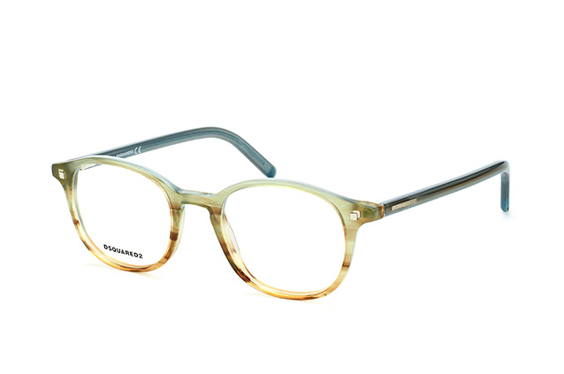 Dsquared2 DQ 5124/V 086 vista en perspectiva
