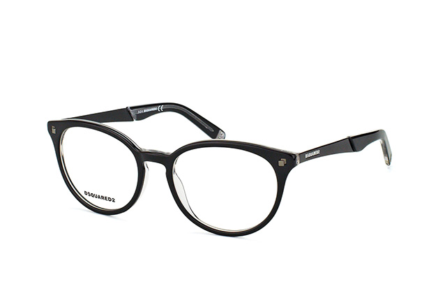 Dsquared2 DQ 5182/V 003 vista en perspectiva