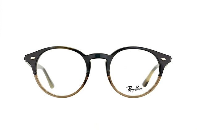 Ray-Ban RX 2180-V 5540 perspective view
