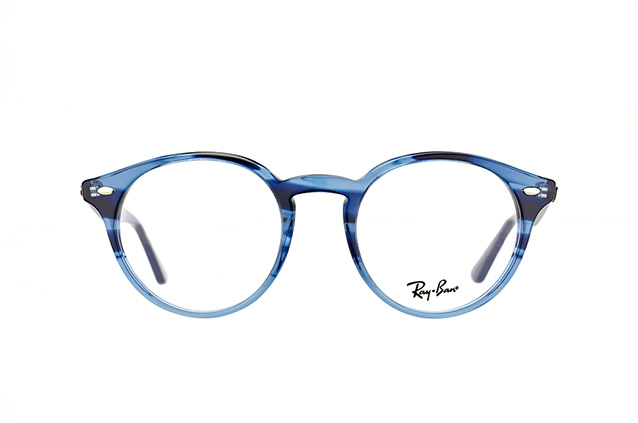 Ray-Ban RX 2180-V 5572 perspective view
