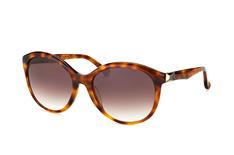 Calvin Klein CK 4291S 211, Round Sonnenbrillen, Havana