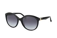 Calvin Klein CK 4291S 001, Round Sonnenbrillen, Schwarz