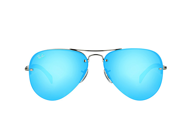 Ray-Ban RB 3449 004/55 vista en perspectiva