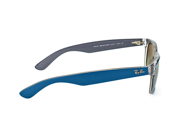 Ray-Ban New Wayfarer RB 2132 6191/71 perspective view