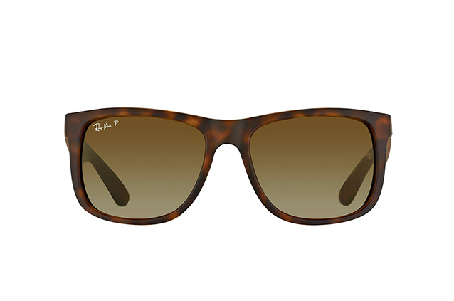 Ray-Ban Justin RB 4165 865/T5 perspective view