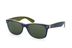 Ray-Ban Wayfarer RB 2132  6188 large small