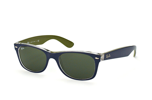Ray-Ban New Wayfarer RB 2132 6188 Perspektivenansicht