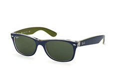 Ray-Ban New Wayfarer RB 2132 6188 liten