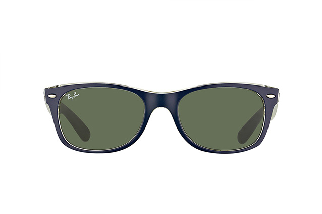 Ray-Ban New Wayfarer RB 2132 6188 perspective view