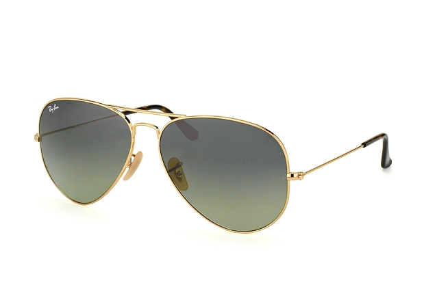 Ray-Ban Aviator RB 3025 181/71 large vista en perspectiva
