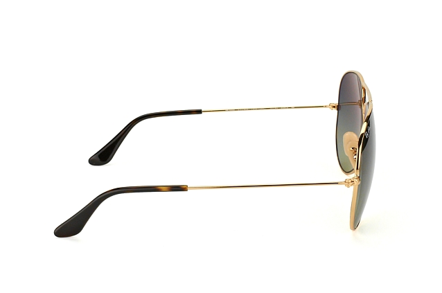 Ray-Ban Aviator RB 3025 181/71 large vue en perpective