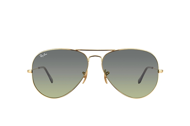 Ray-Ban Aviator RB 3025 181/71 large Perspektivenansicht