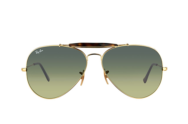 Ray-Ban Outdoorsman II RB 3029 181/71 perspective view