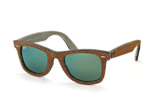 Ray-Ban Wayfarer Denim RB 2140 1191/2X perspective view
