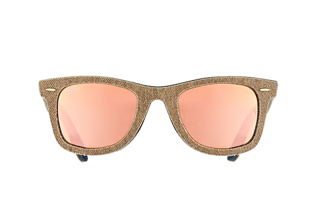 Ray-Ban Wayfarer Denim RB 2140 1193/Z2 vista en perspectiva