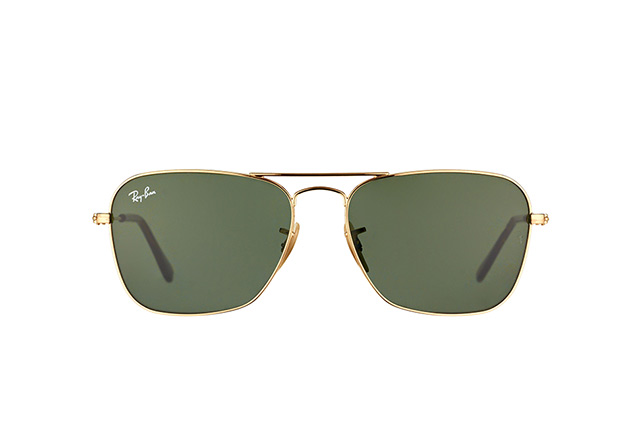 Ray-Ban Caravan RB 3136 181 perspective view