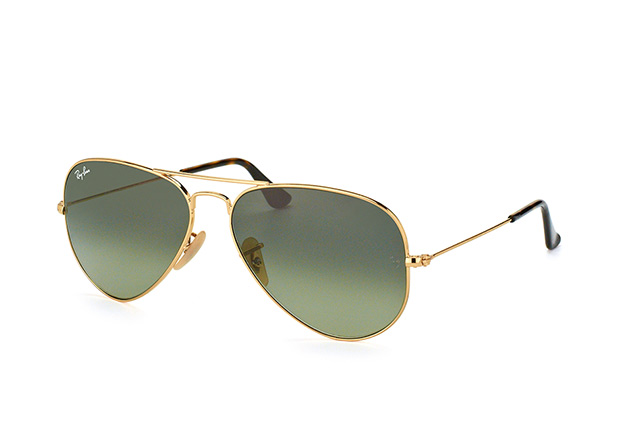 Ray-Ban Aviator Large RB 3025 181/71 vue en perpective