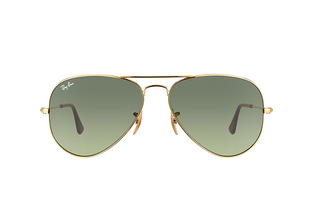 Ray-Ban Aviator Large RB 3025 181/71 Perspektivenansicht