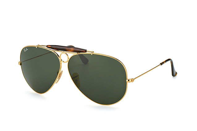 Ray-Ban Shooter RB 3138 181 Perspektivenansicht
