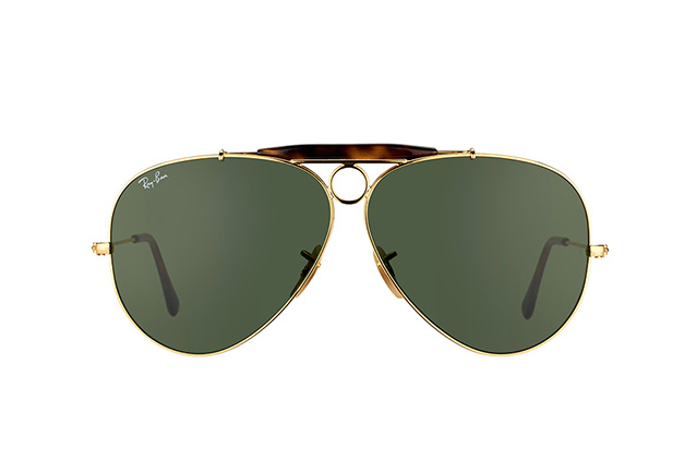 Ray-Ban Shooter RB 3138 181 perspective view