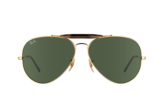 Ray-Ban Outdoorsman II RB 3029 181 vista en perspectiva