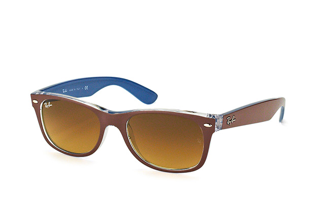 Ray-Ban New Wayfarer RB 2132 6189/85 Perspektivenansicht