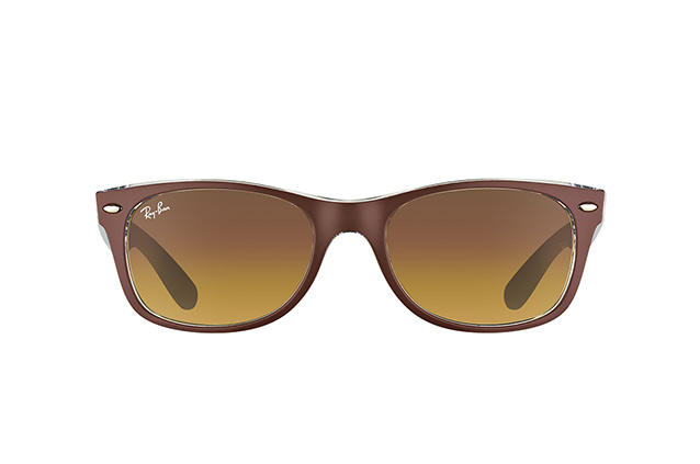 Ray-Ban New Wayfarer RB 2132 6189/85 perspective view