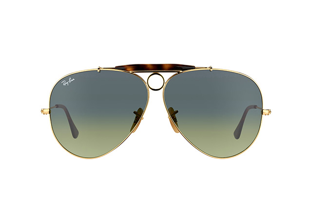 Ray-Ban SHOOTER RB 3138 181/71 perspective view
