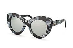 Le Specs Go Go Go LSP 1502126, Butterfly Sonnenbrillen, Schwarz