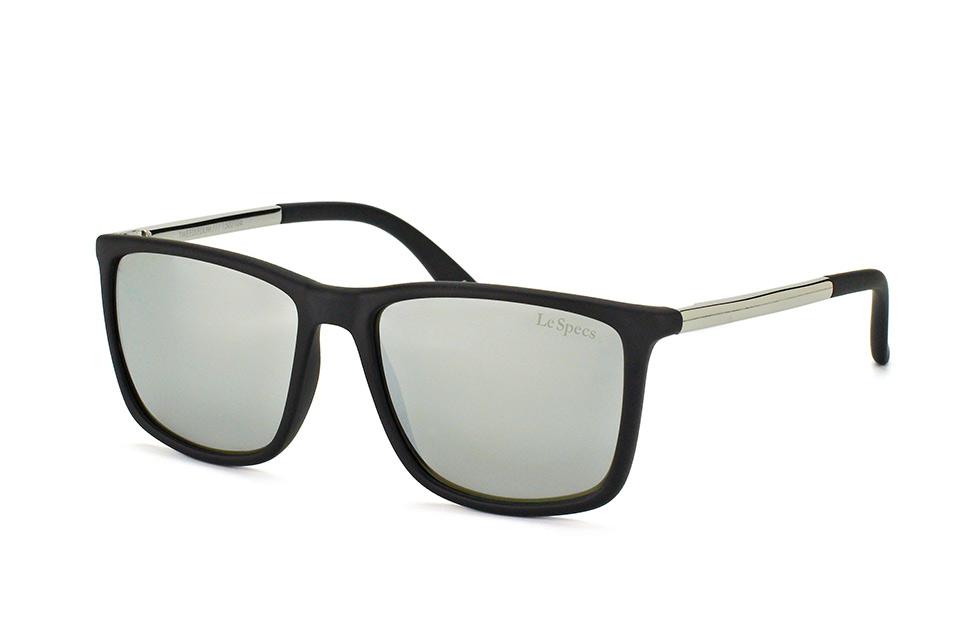 Le Specs Tweedledum LSP 1502104 , Noir , Square