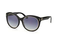 Calvin Klein CK 8508S 001, Round Sonnenbrillen, Schwarz