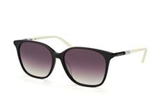 Lacoste L 787S 001, Butterfly Sonnenbrillen, Schwarz