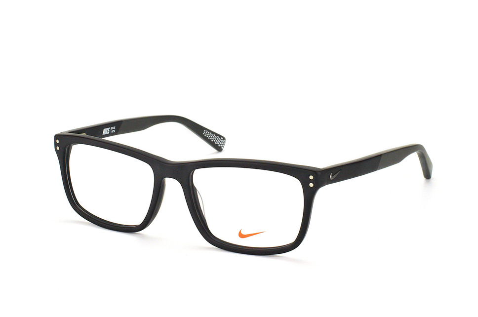 Nike Herren Brille » NIKE 7096«, schwarz, 005 - schwarz