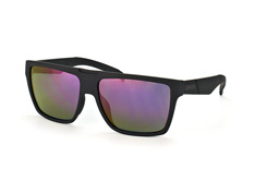 Smith Optics Edgewood/N DL5 59Te, Square Sonnenbrillen, Schwarz
