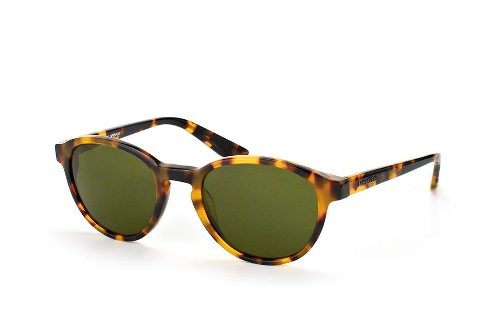 Marc O'polo Eyewear 506100 60, Round Sonnenbrillen, Havana