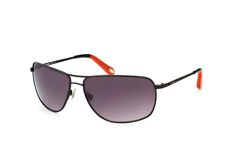 FOS 3013/s 003Y7, Aviator Sonnenbrillen, Schwarz