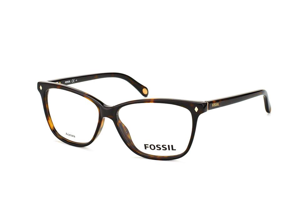 Fossil Herren Brille » FOS 7014«, braun, 3Y5 - braun