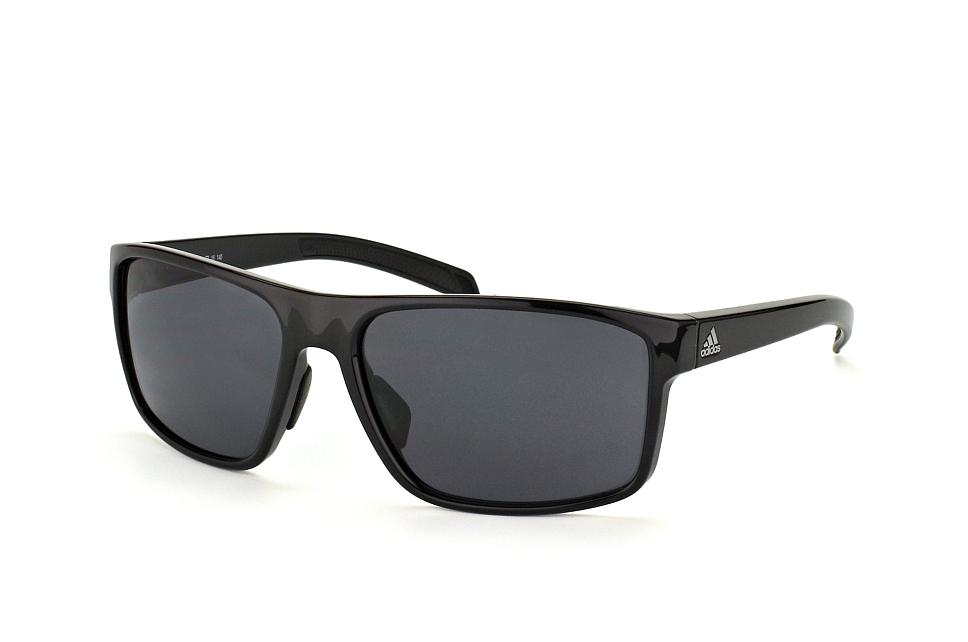 Whipstart A 423 6050, Sporty Sonnenbrillen, Schwarz